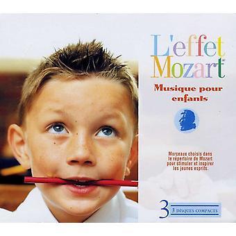 L'Effet Mozart - L'Effet Mozart: Musique Pour Enfants [CD] USA import