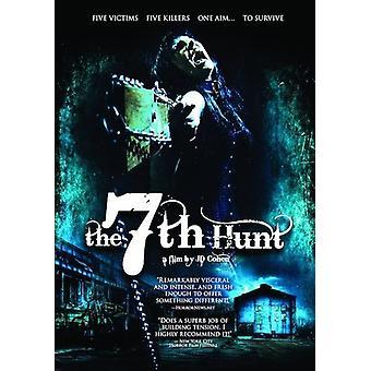 7th Hunt [DVD] USA import