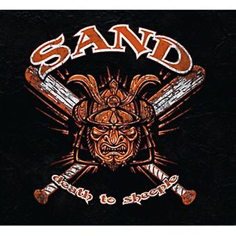 Sand - Death to Sheeple [CD] USA import