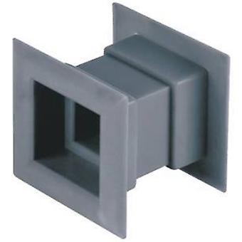4pcs Mini Square Air Vent Door Grille Internal Ventilation Cover Various Colours