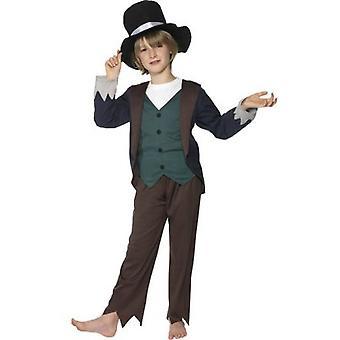 Dziecięce stroje karnawalowe Oliver chłopiec strój