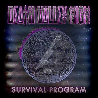 Death Valley High - Survival Program [Vinyl] USA import