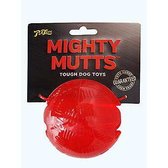 Interpet Limited Petlove Mighty Mutts Rubber Ball