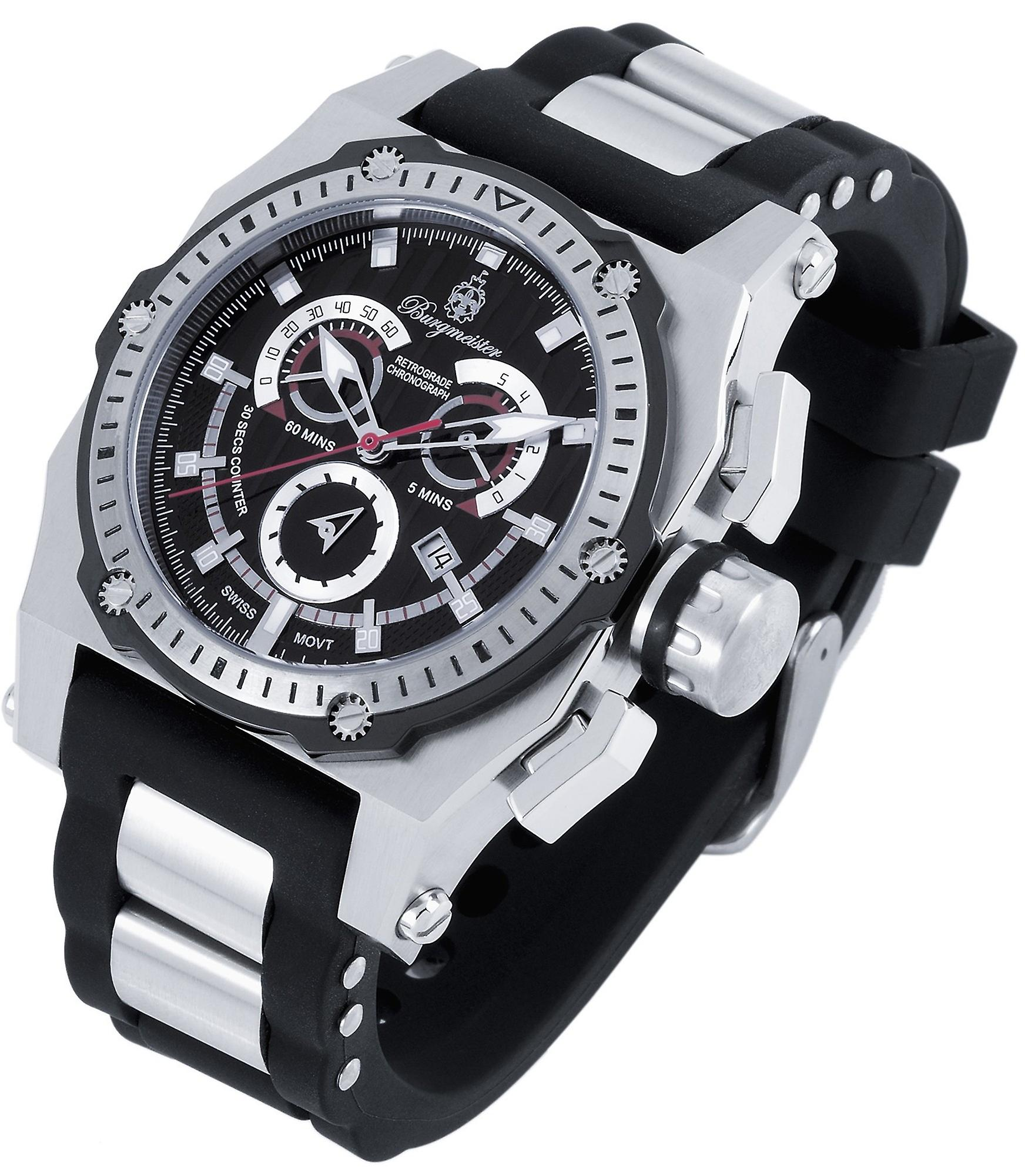 Burgmeister Gents Chronograph London BM157-121