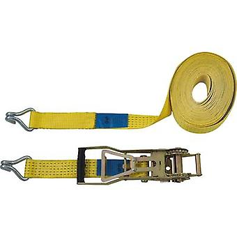 Petex 43193019 Double strap Low lashing capacity (single/direct)=2500 daN (L x W) 10 m x 50 mm