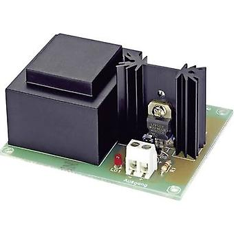 Conrad Components PSU card Component Input voltage (range): 230 V AC (max.) Output voltage (range): 12 V DC (max.)