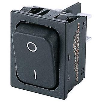 Marquardt vippekontakt 1832.1102 250 V AC 10 a 2 x Off/On IP40 låsen 1 computer(e)