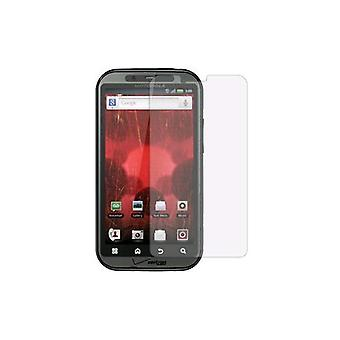 OEM Verizon Droid Bionic XT875 Anti-Glare Screen Protectors (Clear, 3-Pack) (Bulk Packaging)
