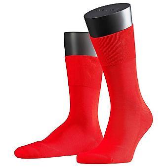 Gestión de Falke Midcalf calcetines - rojo fuego