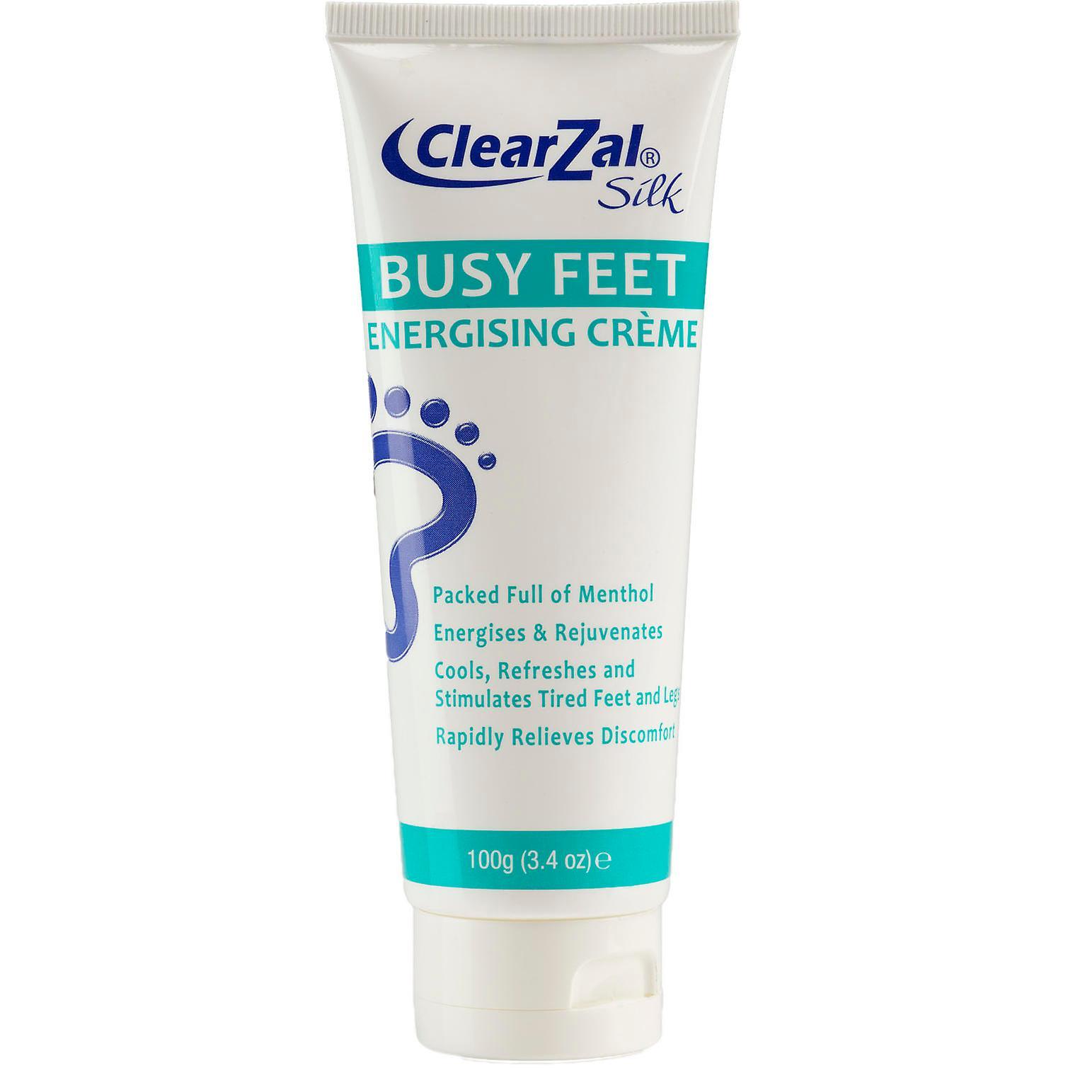 ClearZal Busy Feet Revitalising
