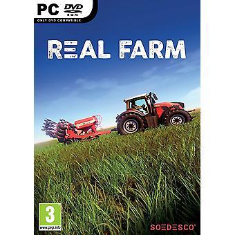 Real Farm PC DVD Joc