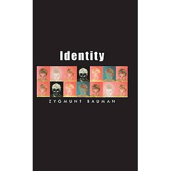 Identiteit - Conversations with Benedetto Vecchi door Zygmunt Bauman - 978