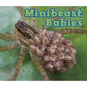 Minibeast bebês por Catherine Veitch - livro 9781406259261