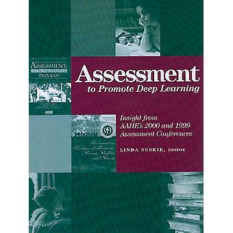 Beoordeling ter bevordering van diepe leren - inzicht van de AAHE van 2000 en 199