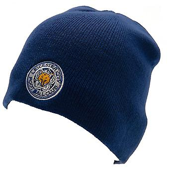 Leicester City FC Unisex 47 Knitted Hat
