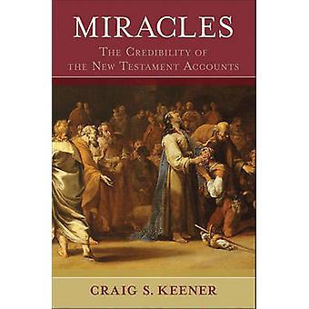 Cuda przez Craig S Keener - 9780801039522 książki
