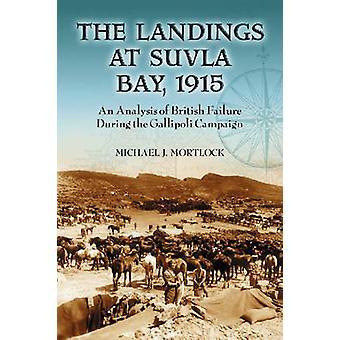Les débarquements à Suvla Bay - 1915 - une analyse de défaillance britannique Duri