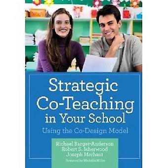 Strategische samenwerking onderwijs op uw School - met behulp van het Model van co-design door Ri