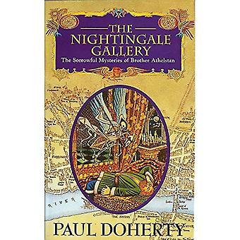 De nachtegaal Gallery (bedroefd Mysteries van broer Athelstan)