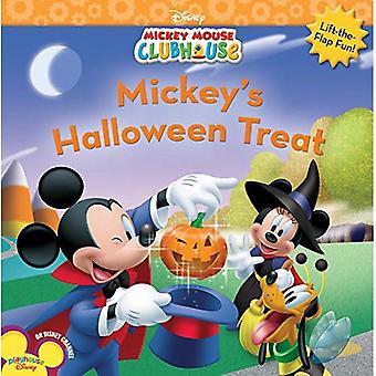 Mickey's Halloween traktatie (Disney Mickey Mouse clubhuis)