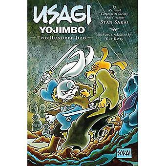 Usagi Yojimbo Volume 29: 200 Jizzo Ltd. Ed.