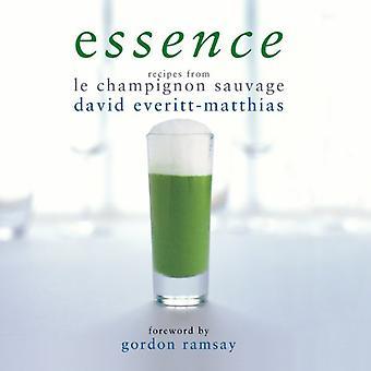 Kärnan: Recept från Le Champignon Sauvage