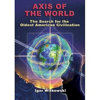 Akseli maailman: Etsi vanhin yhdysvaltalainen sivilisaation