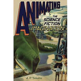 Animointiin Science Fiction mielikuvitusta