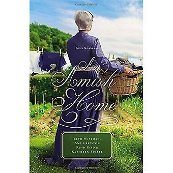 Uma casa Amish: Quatro novelas