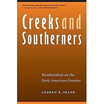 Bäche und Südländer: Biculturalism im frühen amerikanischen Grenzgebiet (Indianer im Südosten)