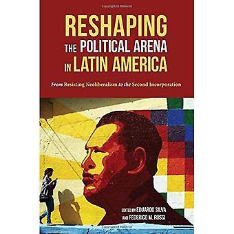Hervorming van de politieke Arena in Latijns-Amerika: uit verzet tegen neoliberalisme aan de tweede opname (Pitt Latijns-Amerikaanse serie)