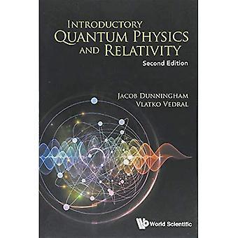 Indledende kvantefysik og relativitetsteori