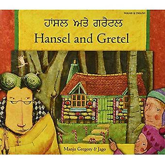 Hansel et Gretel en Panjabi et anglais
