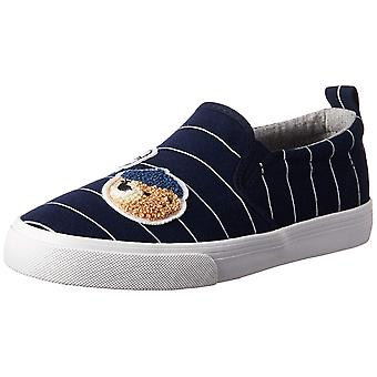 Polo Ralph Lauren Kids' Twin Carlee Gore Sneaker