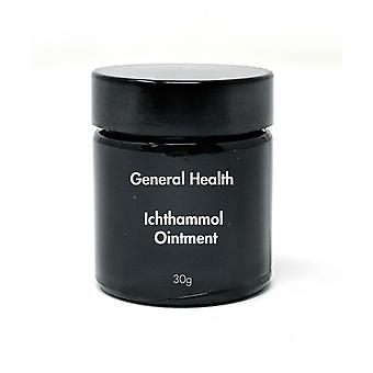 General Health 25% Ichthammol Ointment Tub - 30g