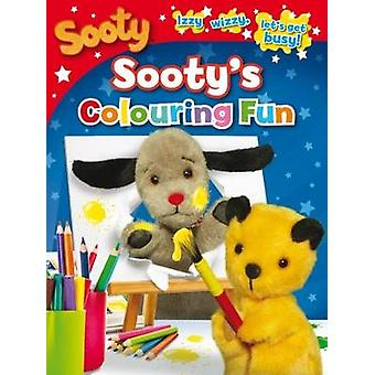 Sooty's Colouring Fun by Angie Hewitt - 9781782702511 Book