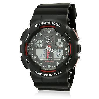 カシオ G-ショック アナログ デジタル メンズ腕時計 GA100-すぎなかった