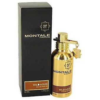 Montale Wild Aoud By Montale Eau De Parfum Spray (unisex) 1.7 Oz (women) V728-536081