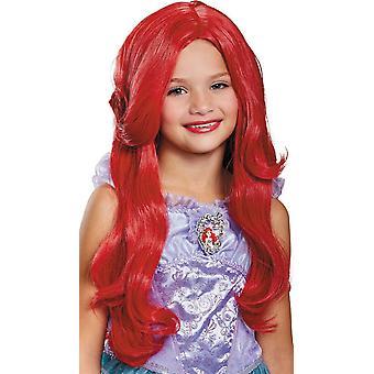 Deluxe Ariel Wig