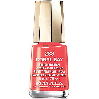 Mavala Colour Inspiration 2017 Nail Polish Collection - Coral Bay 5ml (283)