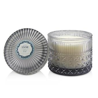 Capri Blue Muse Faceted Jar Candle - Rain 312g/11oz