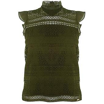 Golddigga Womens Puff Sweater Dress Crew Jumper Pullover Neck Winter Print