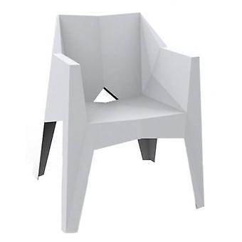 Vondom Karim Matelassé Chaise Voxel 51031Co Blanc (Jardin , D'autres)