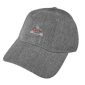 Coors Light Tweed Dad Hat
