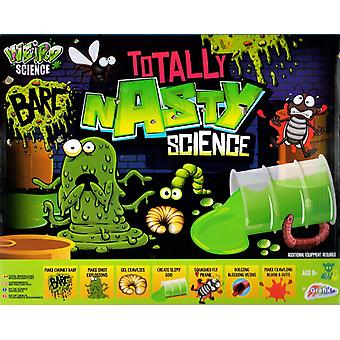 Grafix Totally Nasty Science Activity Experimente Set Childrens Chemistry Learning Pack
