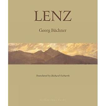 Lenz by Georg Buchner - Richard Sieburth - 9780974968025 Book