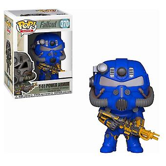 Fallout Power Armor (Vault Tec) US Exclusive Pop! Vinyl