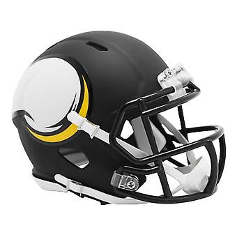 Riddell Speed Mini Football Helmet - NFL AMP Minnesota Vikings