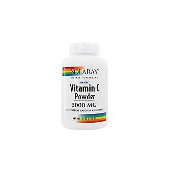 Solaray Vitamin C Kristallin nicht Säure 227 Gramm
