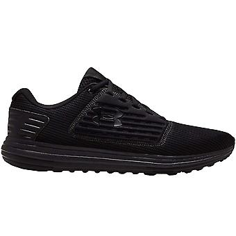 Under Armour UA Mens Surge SE Running Training Sports Lace Up Trainers - Black